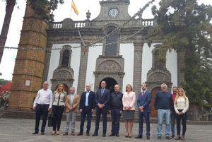 Red Eléctrica, Basilica del Pino, Canarias