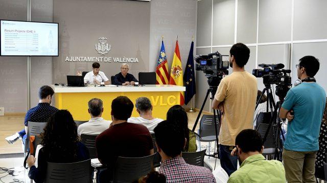 alumbrado público, LED, iluminación, Valencia