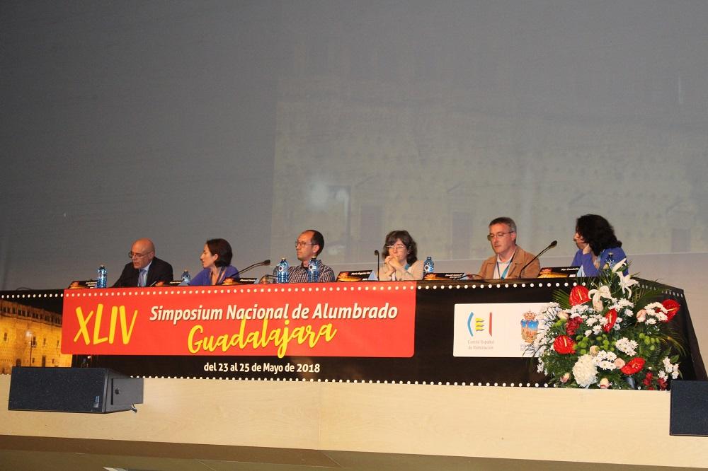 Simposium CEI, alumbrado público
