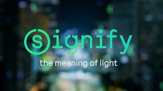 Signify, Philips Lighting, mercado , LIFI