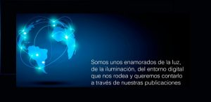 smartLIGHTING, editorial, web, grupo