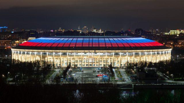 futbol, signify, iluminación, led, estadios