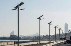 diseño urbano, Simon, iluminación, LED, municipios