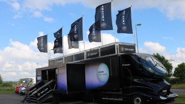 Trilux Truck Tour, Iluminación, Certificación Well