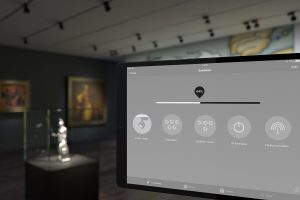 ERCO, Bluetooth, luminarias, control