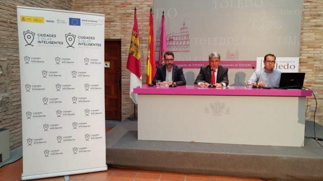 Toledo, CinToledo, ciudades inteligentes, Red.es