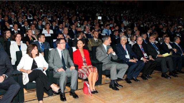 II Congreso de Industria Conectada 4.0, red, industria, Minsait
