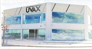 Grupo Gimeno, uvax, tecnología, iluminación