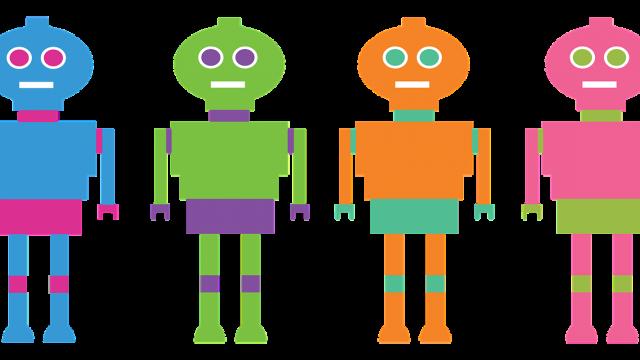 IA, robots, Inteligencia Artificial,