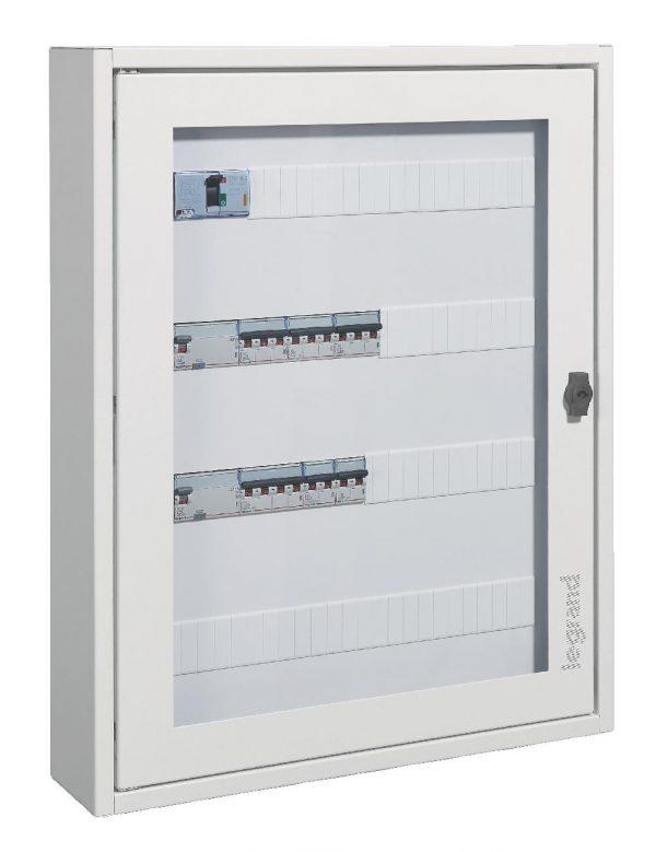 Legrand, XL 3, cajas modulares, armarios de distribución