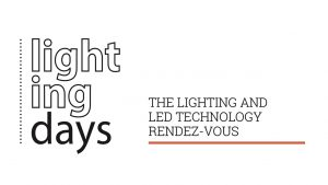 LIGHTING DAYS @ EUREXPO LYON