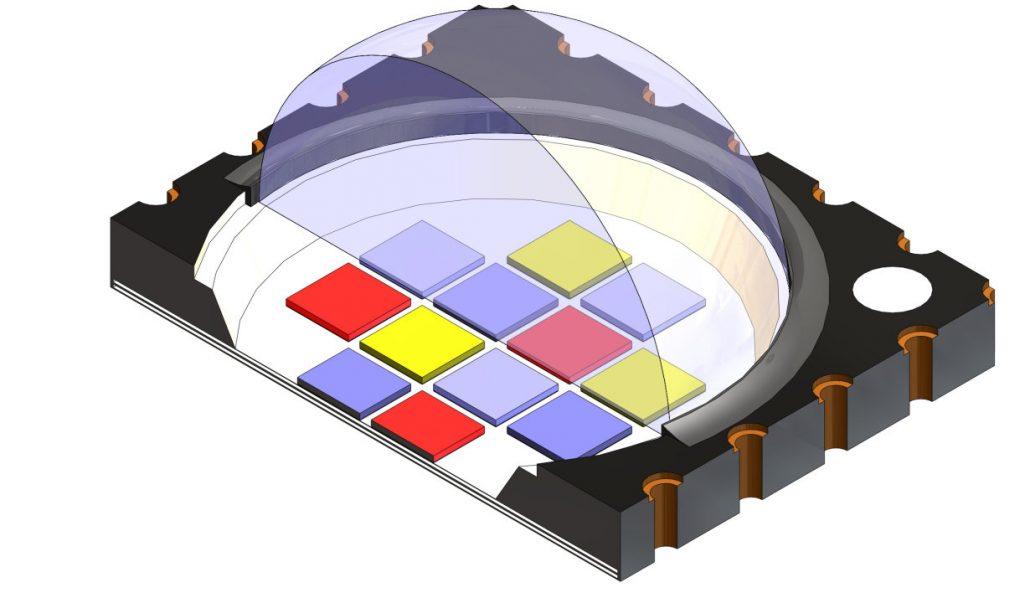 Soluciones LED, iluminación, LED, Osram