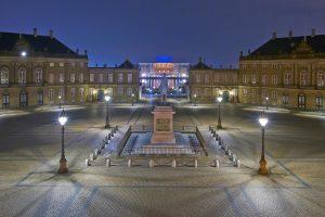 Copenhague, Citelum, alumbrado público, iluminación