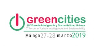 Greencities Málaga 2019 @ Palacio de Ferias y Congresos de Málaga - Fycma