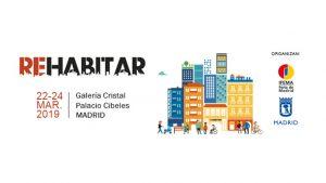 REHABITAR MADRID 2019 @  Galería de Cristal del Palacio de Cibeles