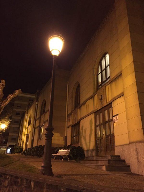 Arrigorriaga, alumbrado publico, LED, Tecuni
