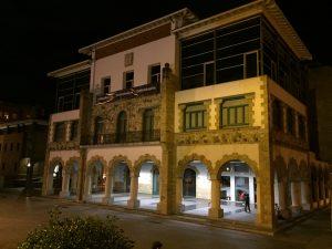 Arrigorriaga, alumbrado publico, Tecuni, LED