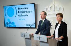 región de Murcia, economía circular