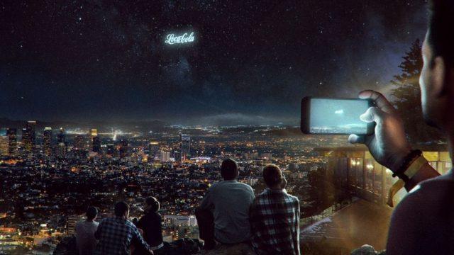 StartRocket, pantalla orbital, cubesats, publicidad