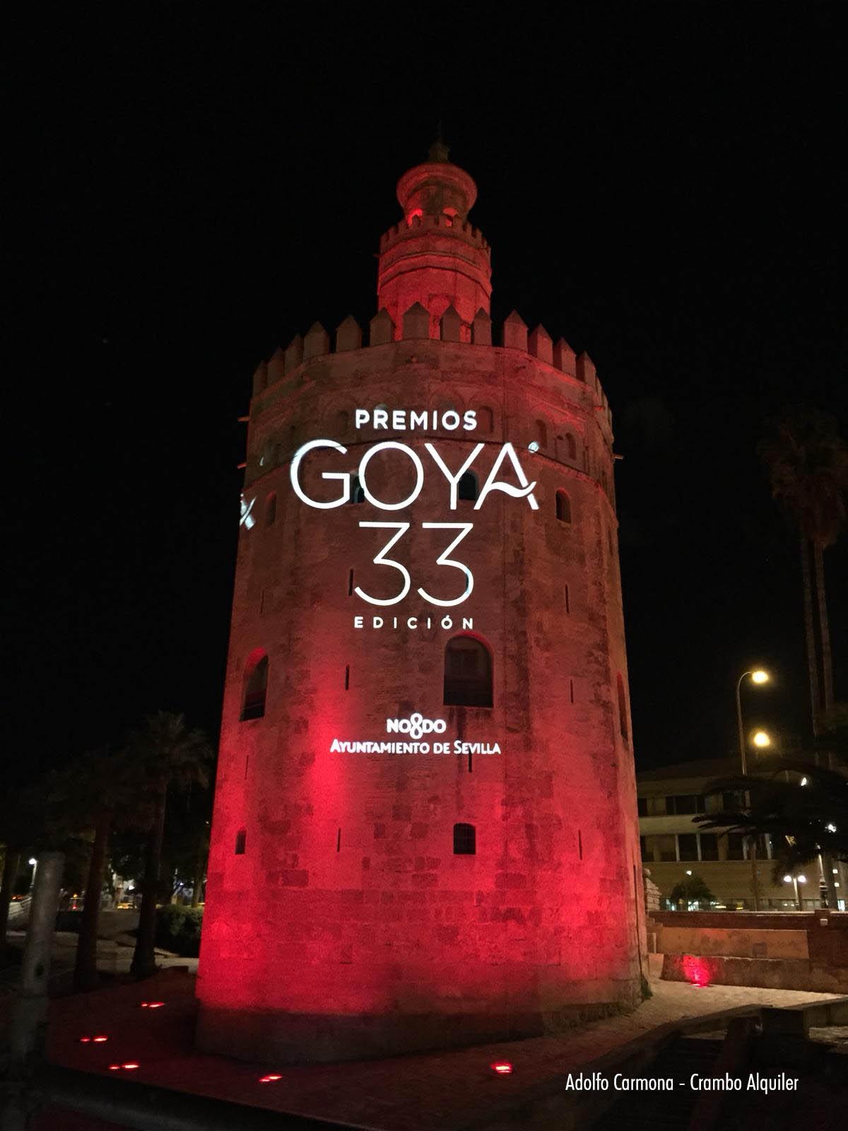 Stonex, Ayrton, iluminación, Los Goya