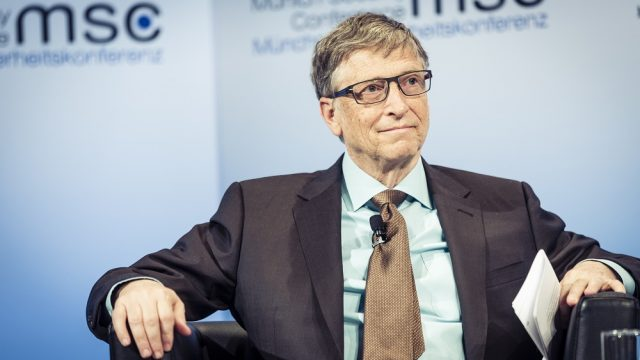MIT Technology Review, Bill Gates, Technology