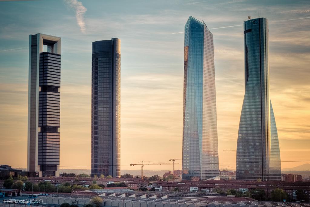 red.es edificios inteligentes, smart city