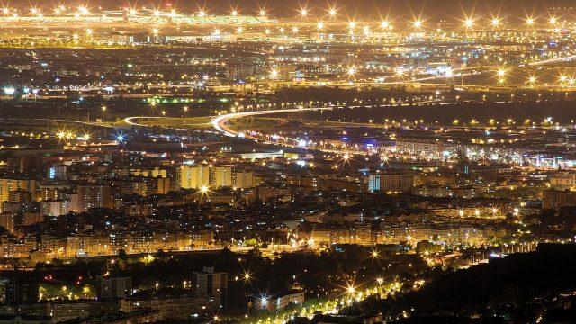 RECLL, contaminación lumínica, alumbrado público, reglamento eficiencia energética, reglamento alumbrado exterior