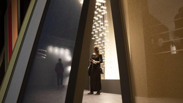 Salone del mobile 2019, Euroluce, iluminación, LED