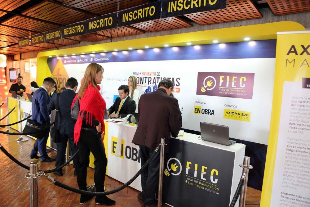 FIEC, Colombia, Iluminación, LED