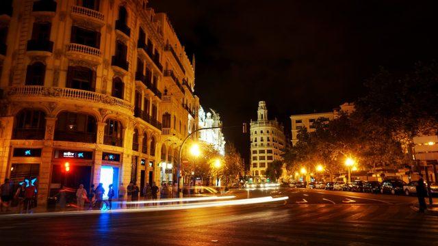 alumbrado público, Valencia, licitación, ANESE