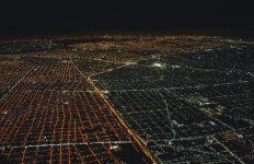 Buenos Aires, alumbrado, alumbrado público, LED