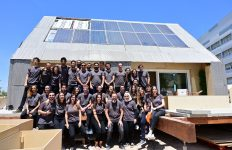Solar Decathlon Europe 2019, casa bioclimática, Simon, Barraca Valenciana