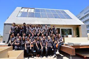 Solar Decathlon Europe 2019, casa bioclimática, Simon, Barraca Valenciana
