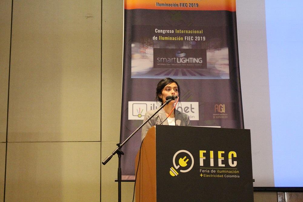 FIEC 2019, Colombia, iluminación, LED