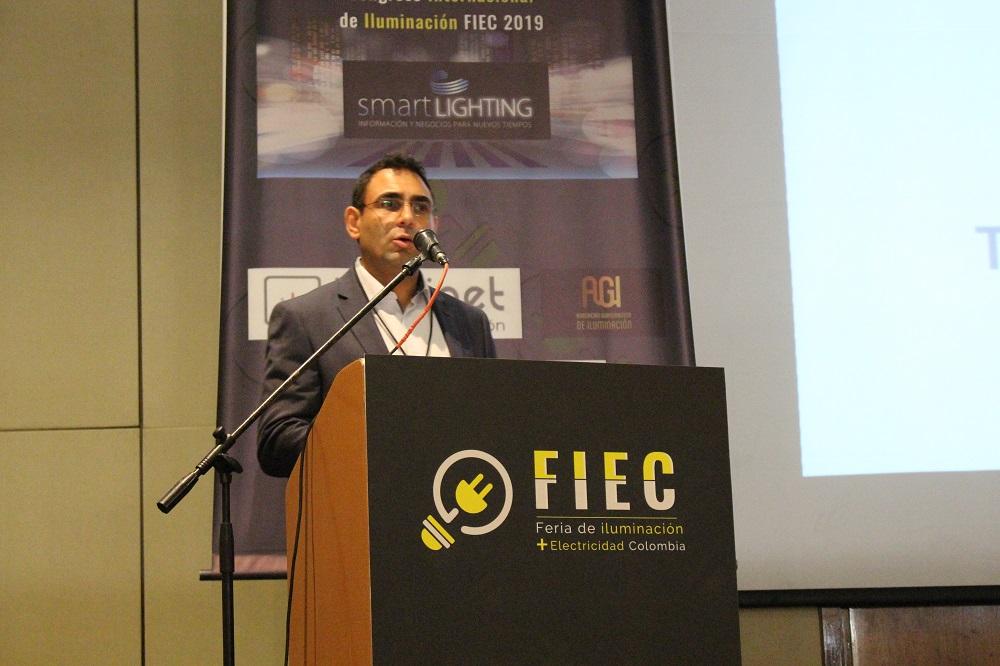 FIEC 2019, Colombia, LED, iluminación