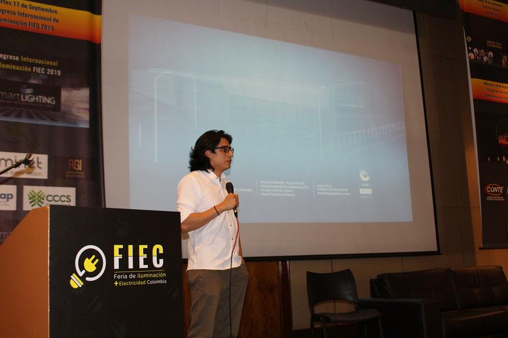 FIEC 2019, CELSA, Colombia, LED, iluminación