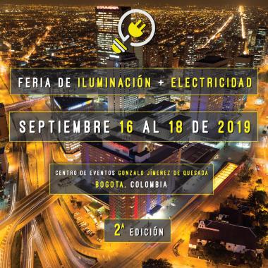 iluminación, Congreso FIE, Colombia