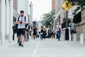 ciudades, caminar, Smart City, ciudades, salud