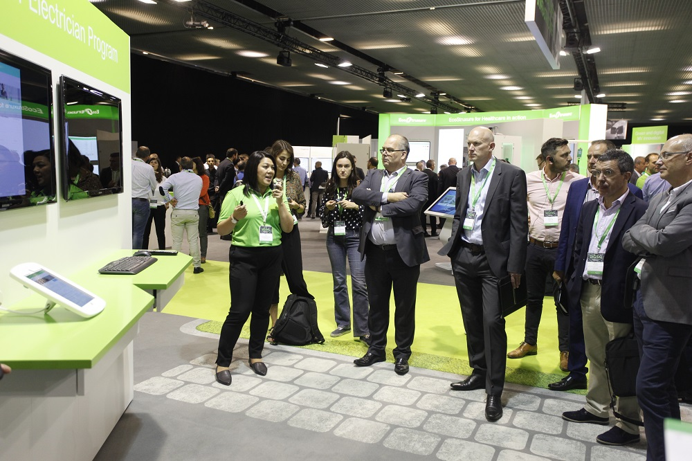 Innovation Summit, Schneider Electric, Barcelona