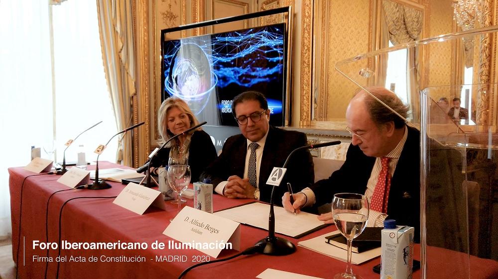 smartlighting, anfalum, mario Prieto, foro iluminación iberoamericano y del caribe