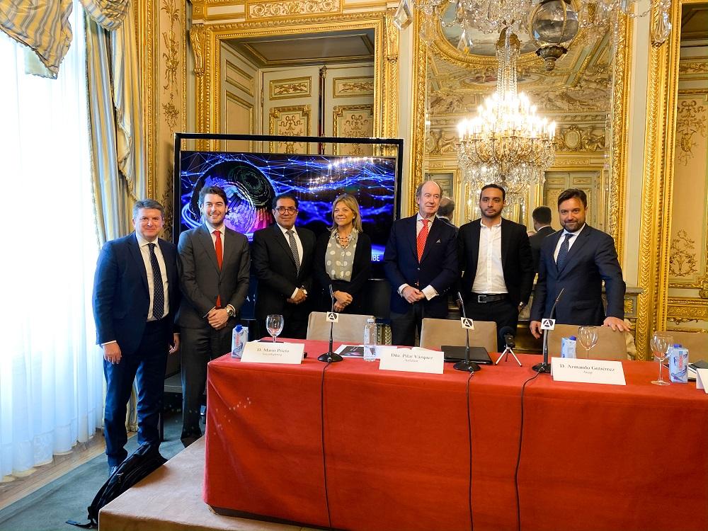 Mario Prieto, Armando Gutierrez, Alfredo Berges, ANAP, ANFALUM, smartlighting