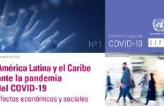 COVID-19, CEPAL, LATAM, América Latina,