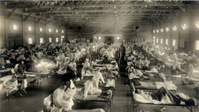 PANDEMIA, covid-19, virus, MIT, EEUU, gripe 1918