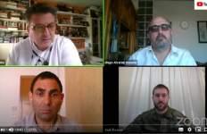 covid-19, coronavirus, luz uvc, luz ultravioleta, ejercito español, CLECE, smartlighitng, Mario Prieto, Miguel Cacheda