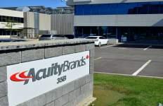 Acuity Brands, iluminación ultravioleta, LUZ uvc