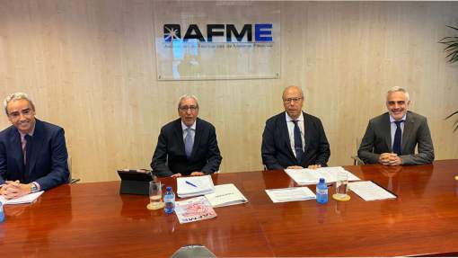 AFME, material electrico