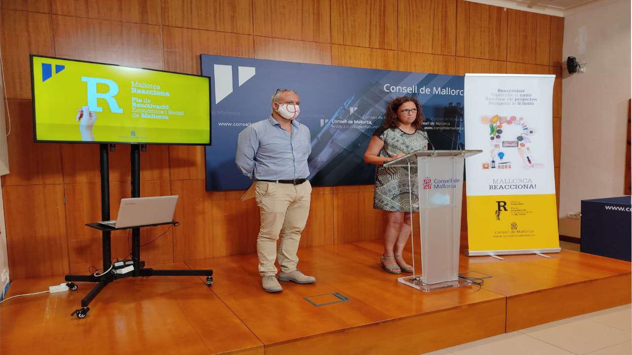 Consello de Mallorca, eficiencia energética, Municipios