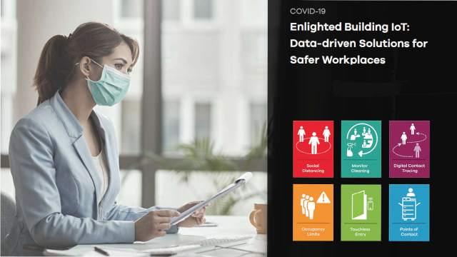Enlighted, IoT, sensor, Real State Corporate, edificios, conectividad