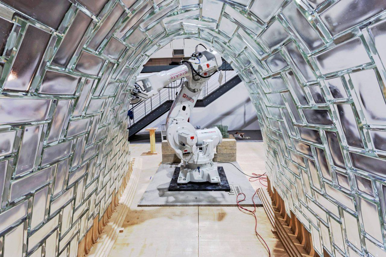 robots, automatización, arquitectura