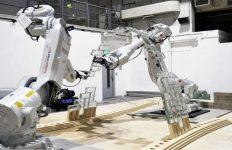 robots, automatización, Princeton